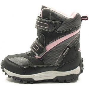 Umbro RICCO černá 28 - Dětská zimní obuv