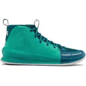 Under Armour JET modrá 10 - Pánská basketbalová obuv