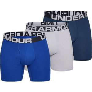Under Armour CHARGED COTTON 6IN 3 PACK - Pánské boxerky