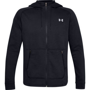 Under Armour CHARGED COTTON FLC FZ HD  2XL - Pánská mikina