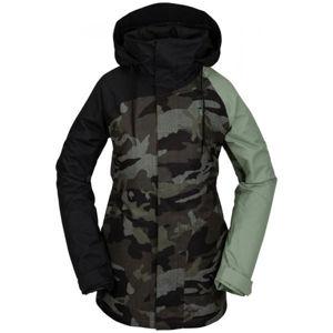 Volcom WESTLAND INS  M - Dámská zimní bunda
