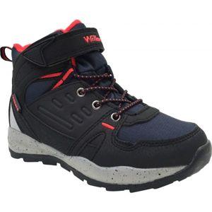 Willard COUGAR černá 33 - Dětská zimní obuv