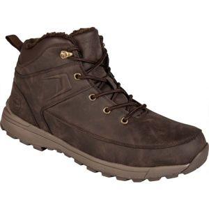 Willard CALEB hnědá 42 - Pánská zimní obuv