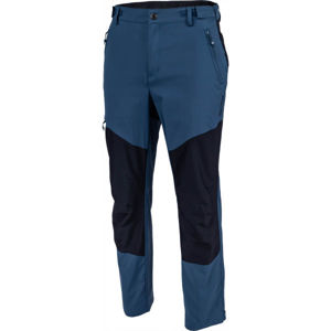 Willard BRAIDEN modrá XL - Pánské kalhoty