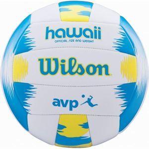 Wilson AVP HAWAII VB BLYE modrá NS - Míč na plážový volejbal