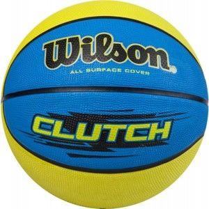 Wilson CLUTCH 295 BSKT BLULI - Basketbalový míč