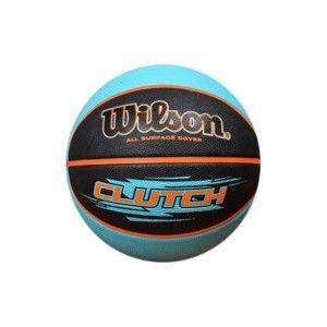 Wilson CLUTCH RBR BSKT BLAQU - Basketbalový míč