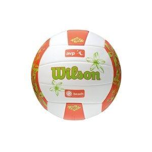 Wilson HAWAII oranžová  - Volejbalový míč