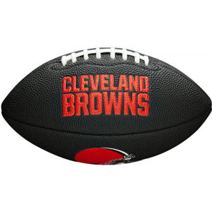 Wilson MINI NFL TEAM SOFT TOUCH FB BL CL   - Mini míč