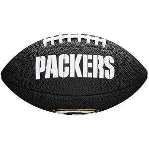Wilson MINI NFL TEAM SOFT TOUCH FB BL GB - Mini míč na americký fotbal